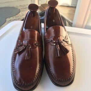 Nunn Bush Men's Keaton Moc Toe Loafers